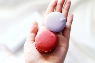 perfect macarons
