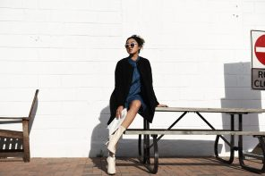 Finding Fashionable (Not Frumpy) Fall Jackets