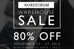 Nordstrom Warehouse Sale Is Back Again This November