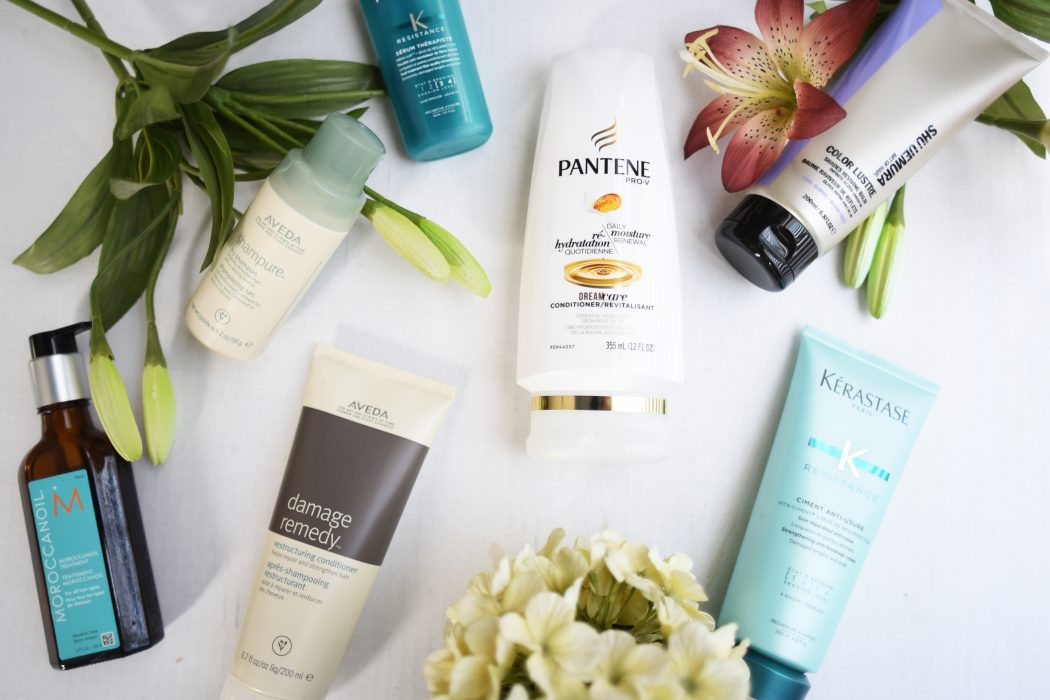TOP 7 HAIRCARE PRODUCTS FOR DAMAGED HAIR