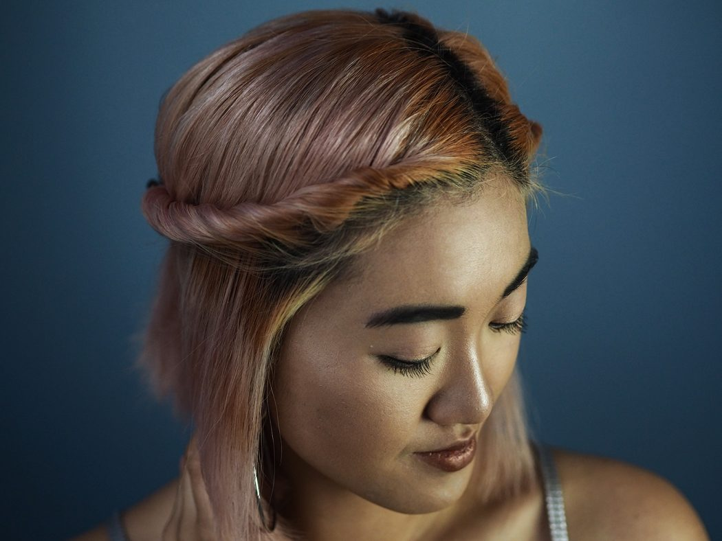 4 EASY DIY SUMMER HAIRSTYLES