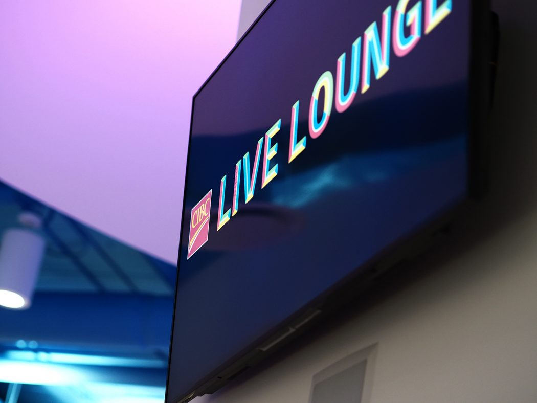 CIBC LIVE LOUNGE LAUNCHES IN TORONTO