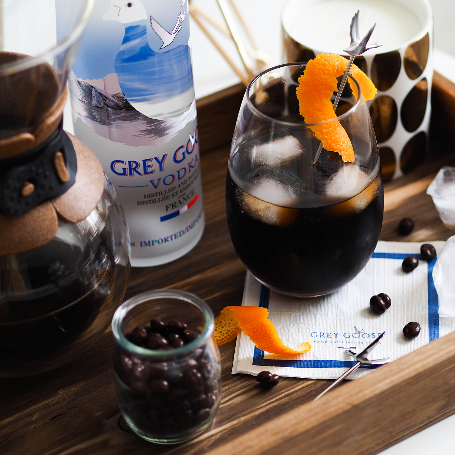 toronto fashion week cocktail recipe