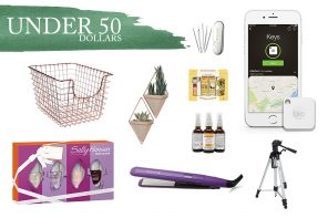 Holiday Gift Guide: Stocking Stuffers Under $50