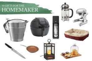 Holiday Gift Guide: 10 Items Every Homemaker Needs