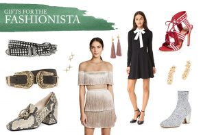Holiday Gift Guide: For The Fashionista