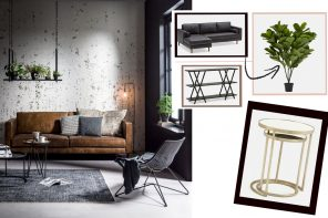 Living Room Transformation Part 1: Find Your Inspiration