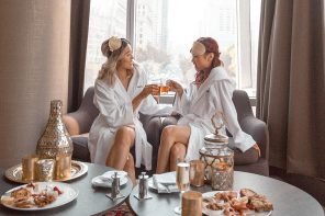 Girl's Spa Day & 4 New Inspiring Features Of The Miraj Hammam Spa