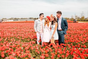 #MDVPSpring19: Amsterdam Tulip Fields & Spring Must-Haves