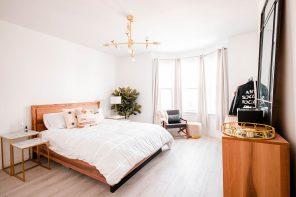 Bedroom Transformation Part 2: Final Reveal